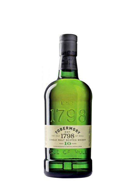 Tobermory 10 Years old 70 cl