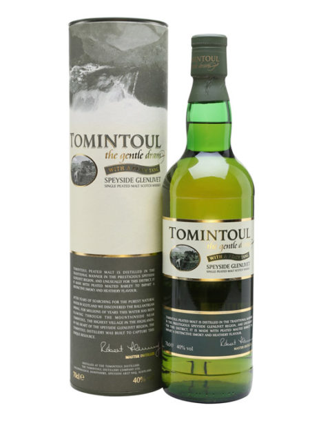 Tomintoul Peaty Tang 70 cl