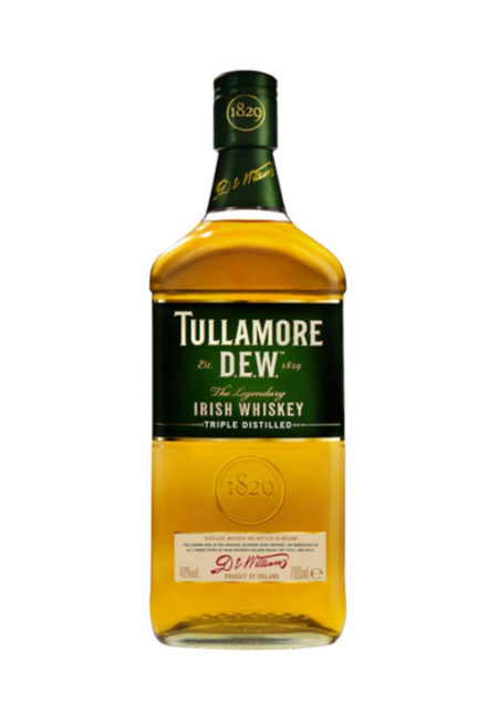Tullamore Dew Irish Whisky 70 cl