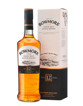 Bowmore 12 years 70 cl