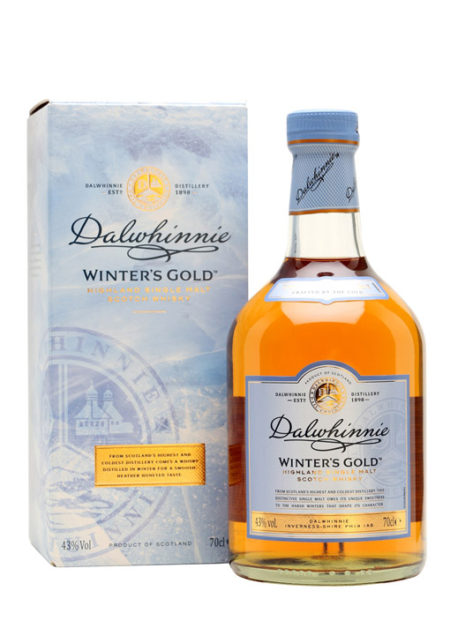 Dalwhinnie winters gold 70 cl