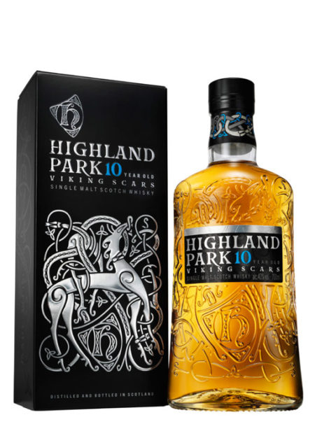 Highland Park 10 years Viking Scars 70 cl