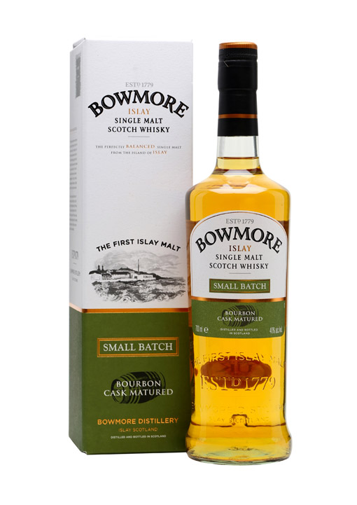 Bowmore Bourbon Cask Matured 70 cl