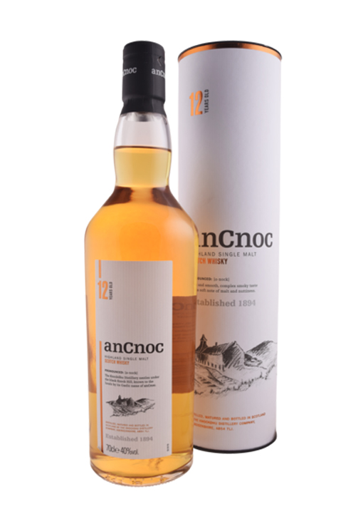 AnCnoc 12 Years 70cl
