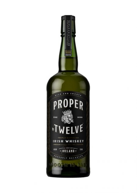Proper Twelve Irish Whiskey 70cl