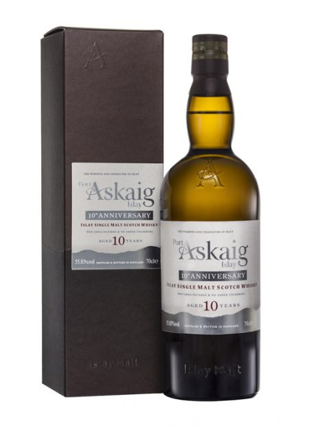 Port Askaig - 10 Years Old - 10th Anniversary 70cl